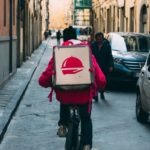 Food Delivery : New boom?